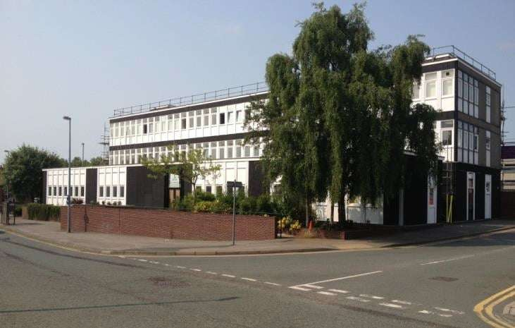 Northwich, Northwich Business Centre