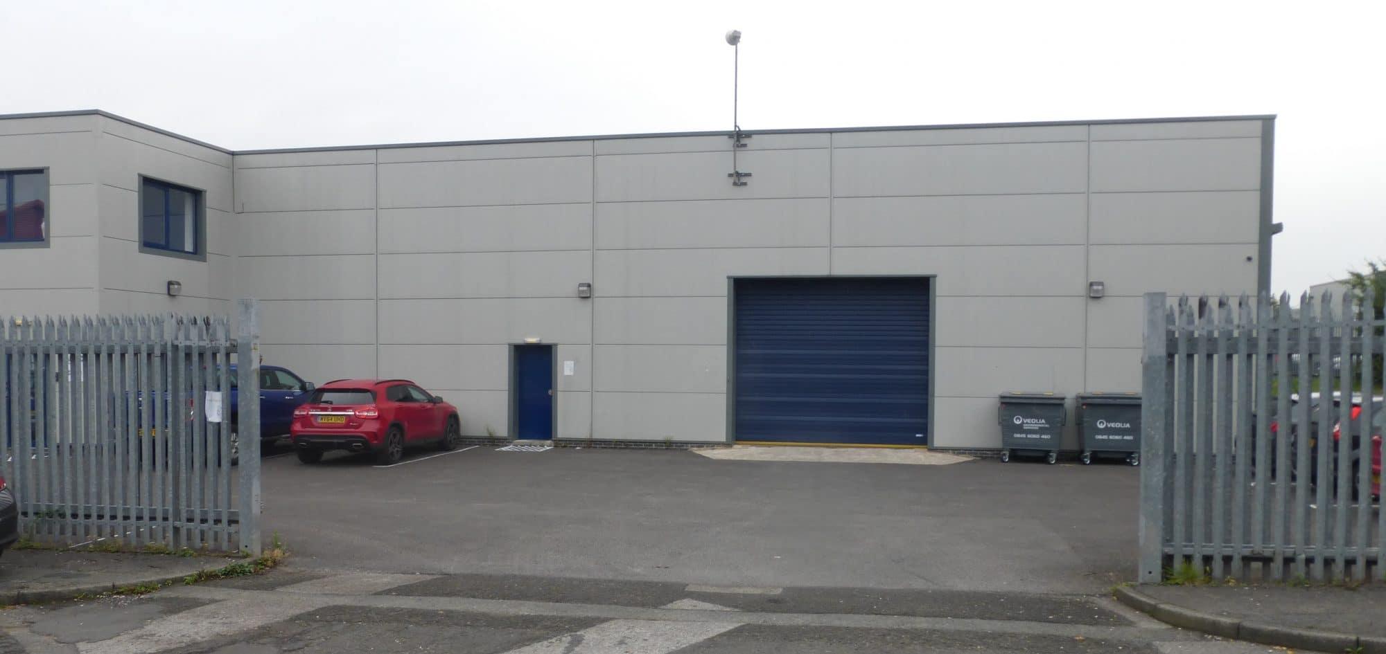 Bredbury, Unit 4C, Cromwell Road