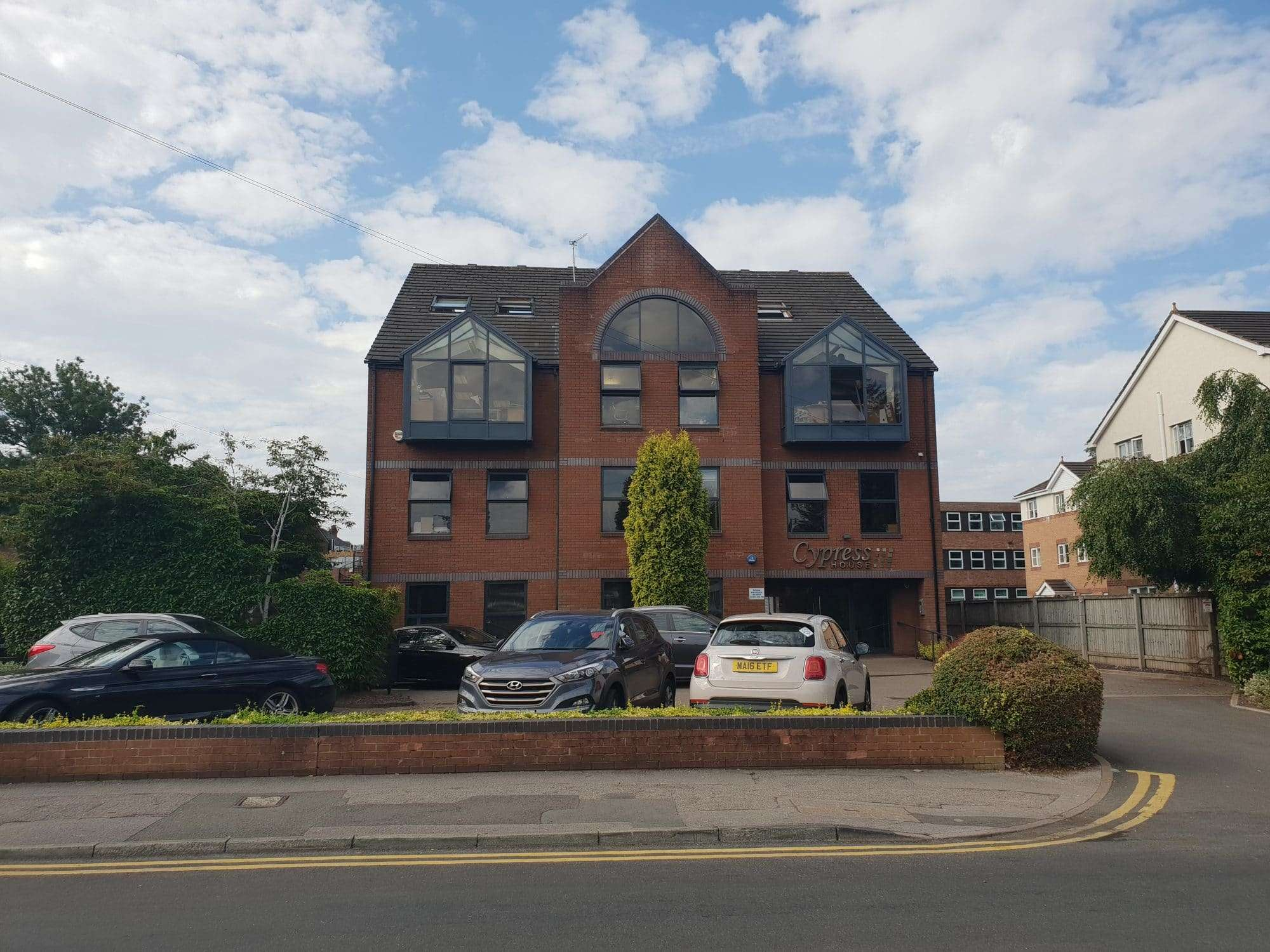 Wilmslow, Cypress House