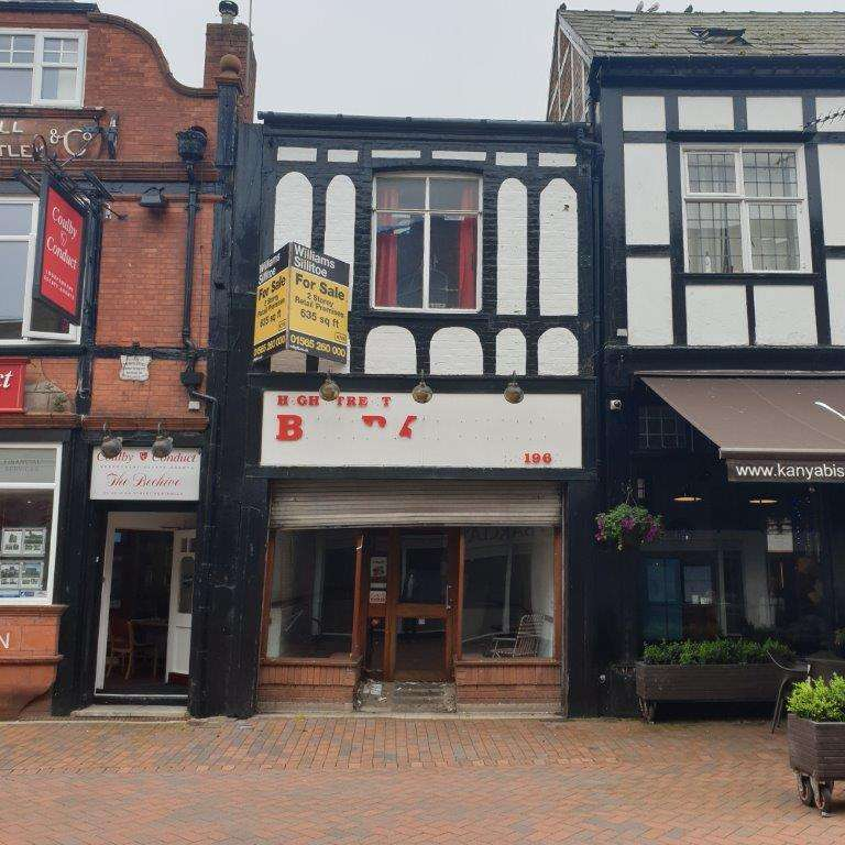 Northwich, 40 High Street