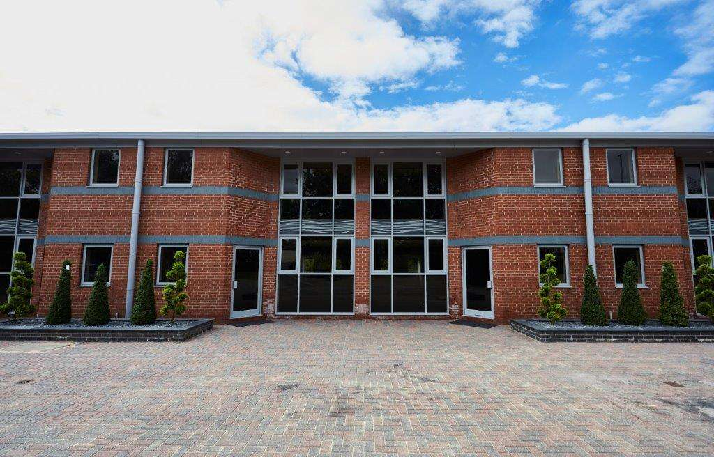 Northwich, Brickfield Business Centre