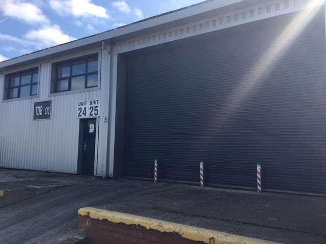 Trafford Park, Units 24/25 Mosley Industrial Estate