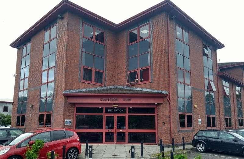 Wythenshawe, Claverton Court