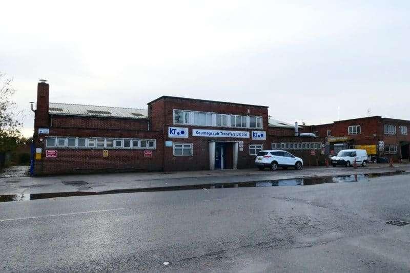 Sharston, Unit 7 Leestone Road