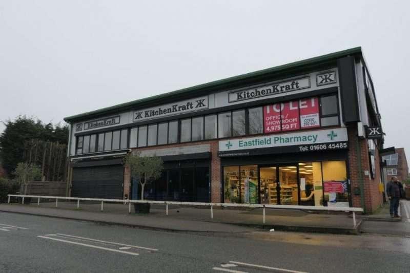 Northwich, 469 Manchester Road