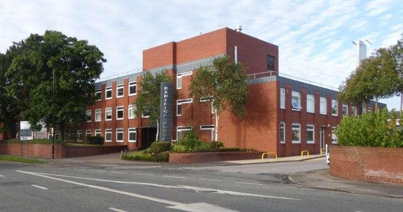 Altrincham, Hamilton House – 1st & 2nd Floor Offices
