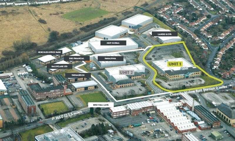 Cheadle, Unit 1, Orion Business Park