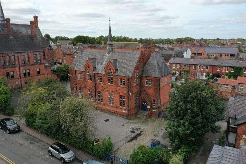 Knutsford, Marshall House, Church Hill
