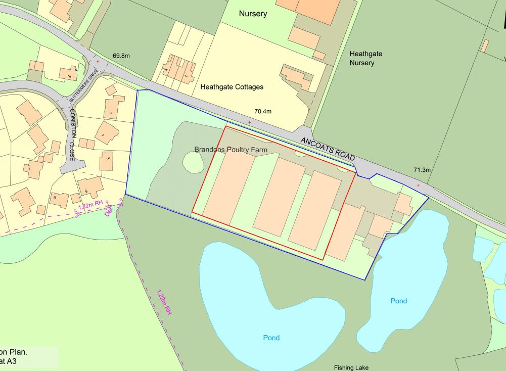Brandons Map