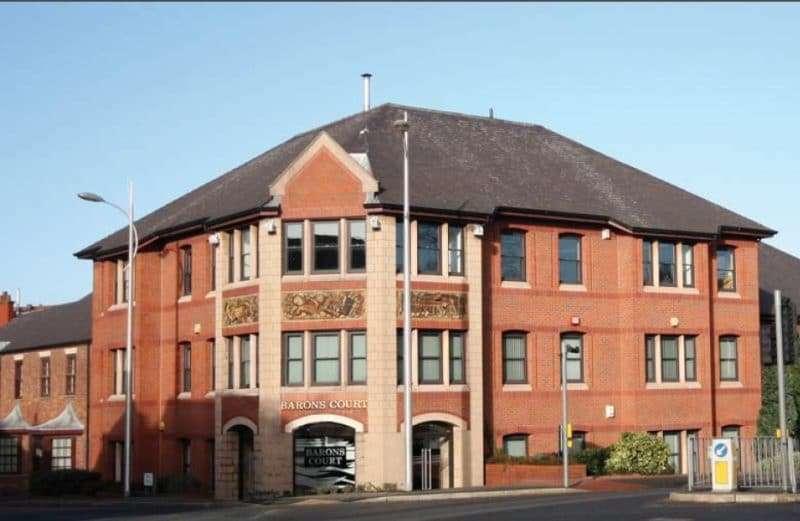 Wilmslow, Baron's Court