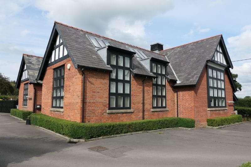 Chelford, The School House
