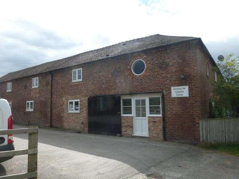 Holmes Chapel, Sandlow Green Farm