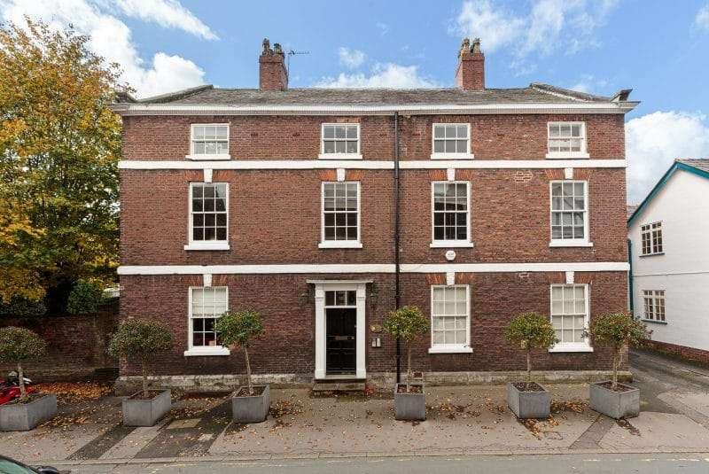 Knutsford, Townhouse Business Centre