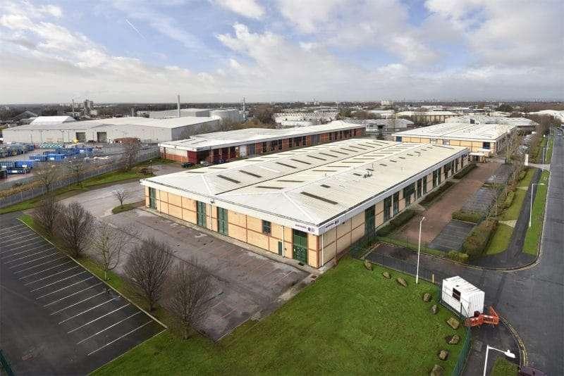 Bredbury, Unit 3A/B, Castlehill Industrial Park