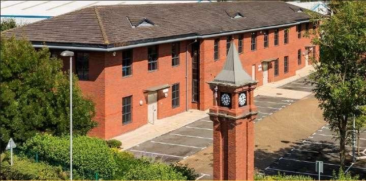 Holmes Chapel, The Clock Tower, Manor Lane
