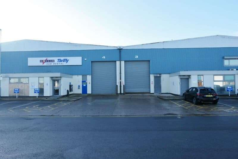 Manchester Airport, Unit 3/4, Ringway Trading Estate