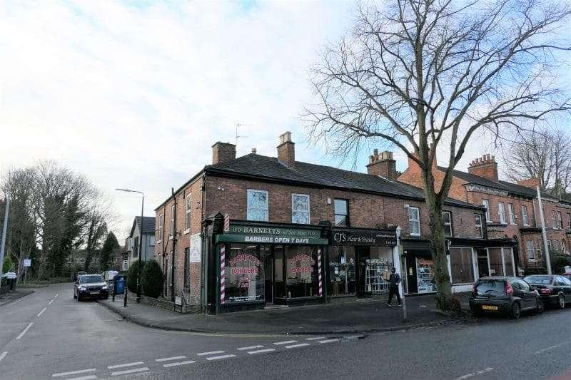 Sale Moor, 130 Northenden Road